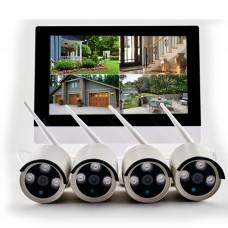 Kit videosorveglianza - SMART WiFi 4 960 M10WR